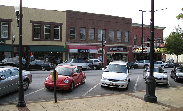 West Court Square - Downtown Newnan
